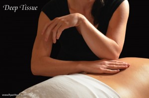 deep tissue massage technique