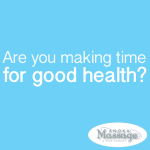 Making time for good health