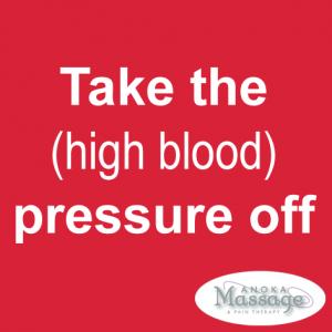 Take the Pressure Off
