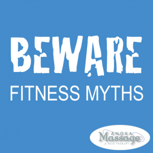 Beware of Fitness Myths
