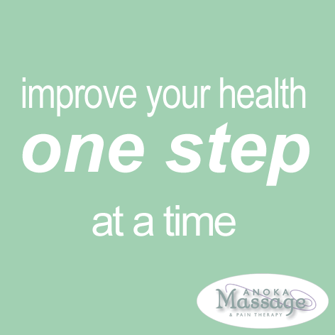 improve your health one step at a time
