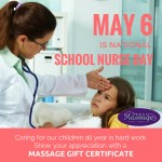 5 Reasons to Salute Our School Nurses